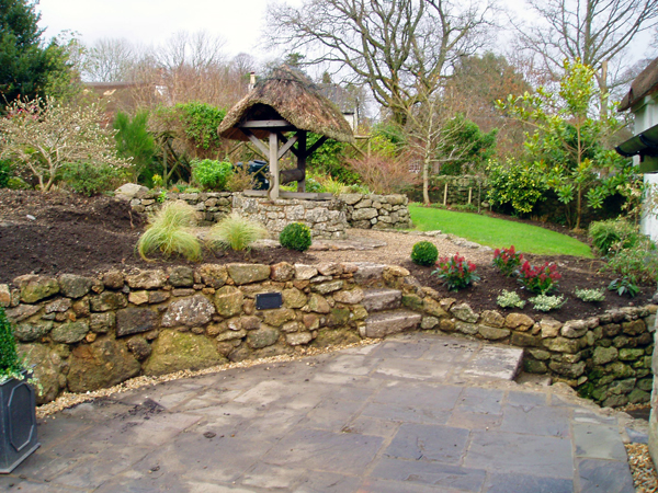 Landscaping Garden Design Devon Cottage