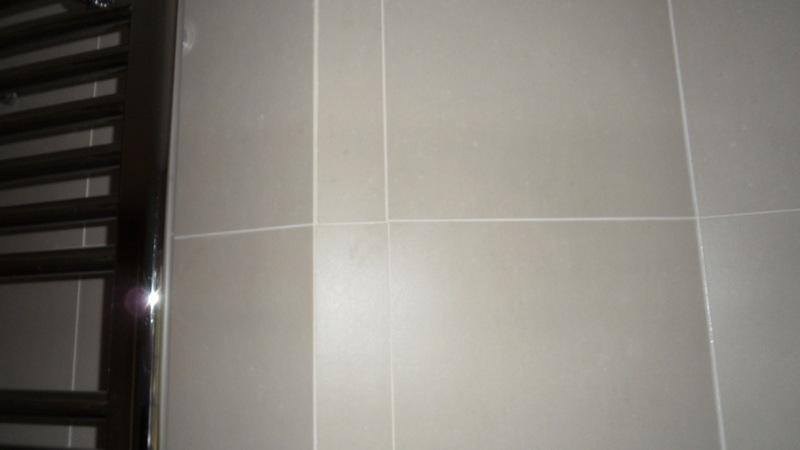 Bathroom Large Wall Tiles Devon Builders