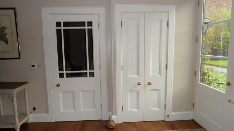Bespoke Joinery Door Renovations