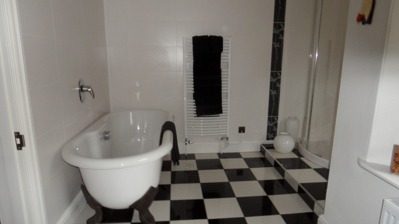 Converted Bathroom Suite Devon Builders