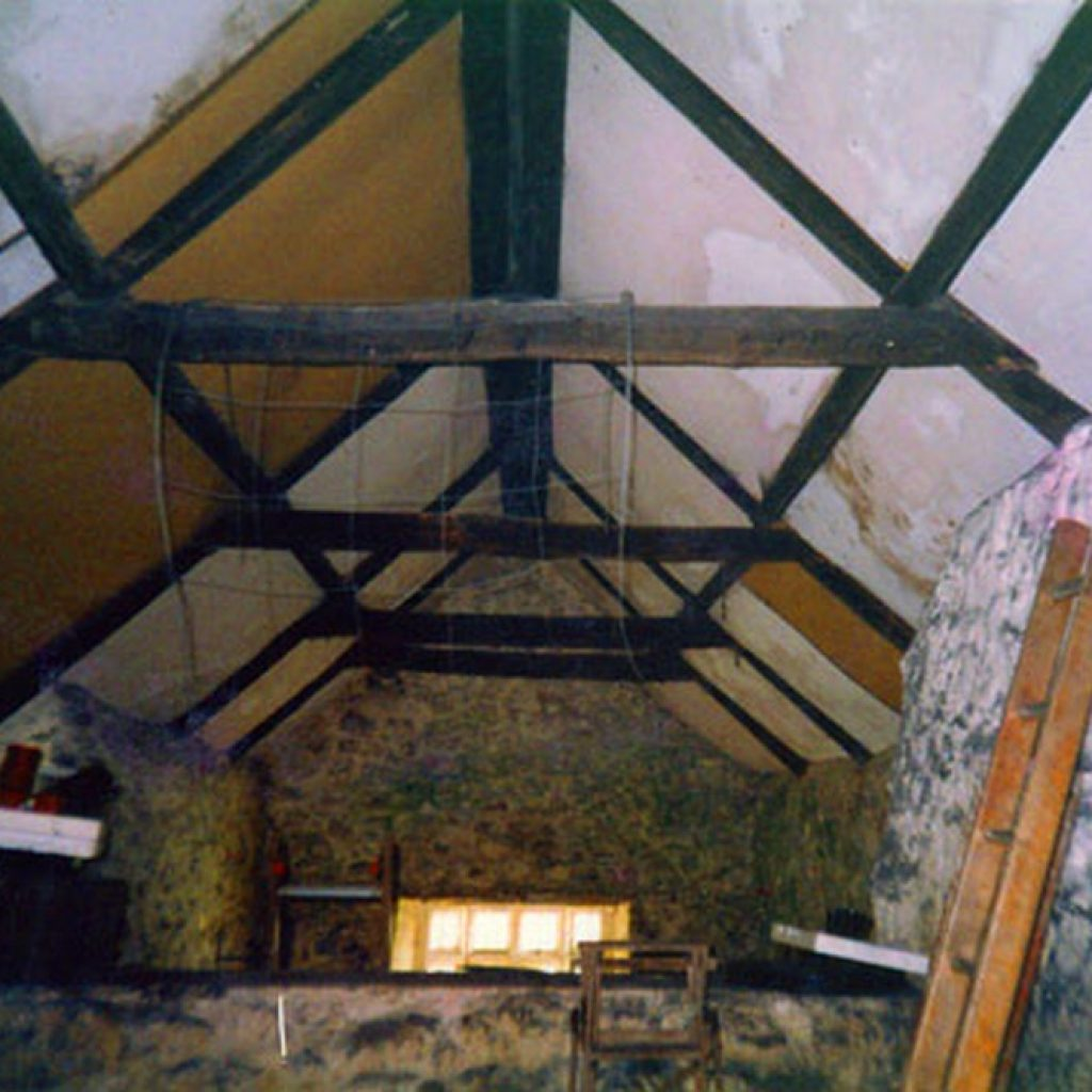 Devon Builders Brimblecombe Bros Old Millhouse Attic Conversion