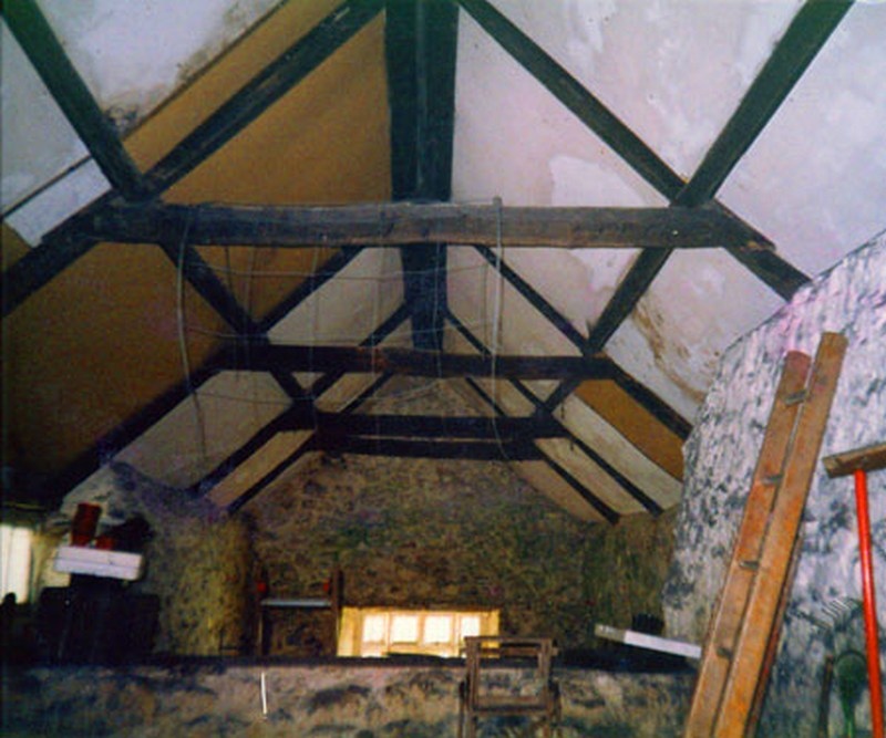 Devon Builders Brimblecombe Bros Old Millhouse Attic Conversion