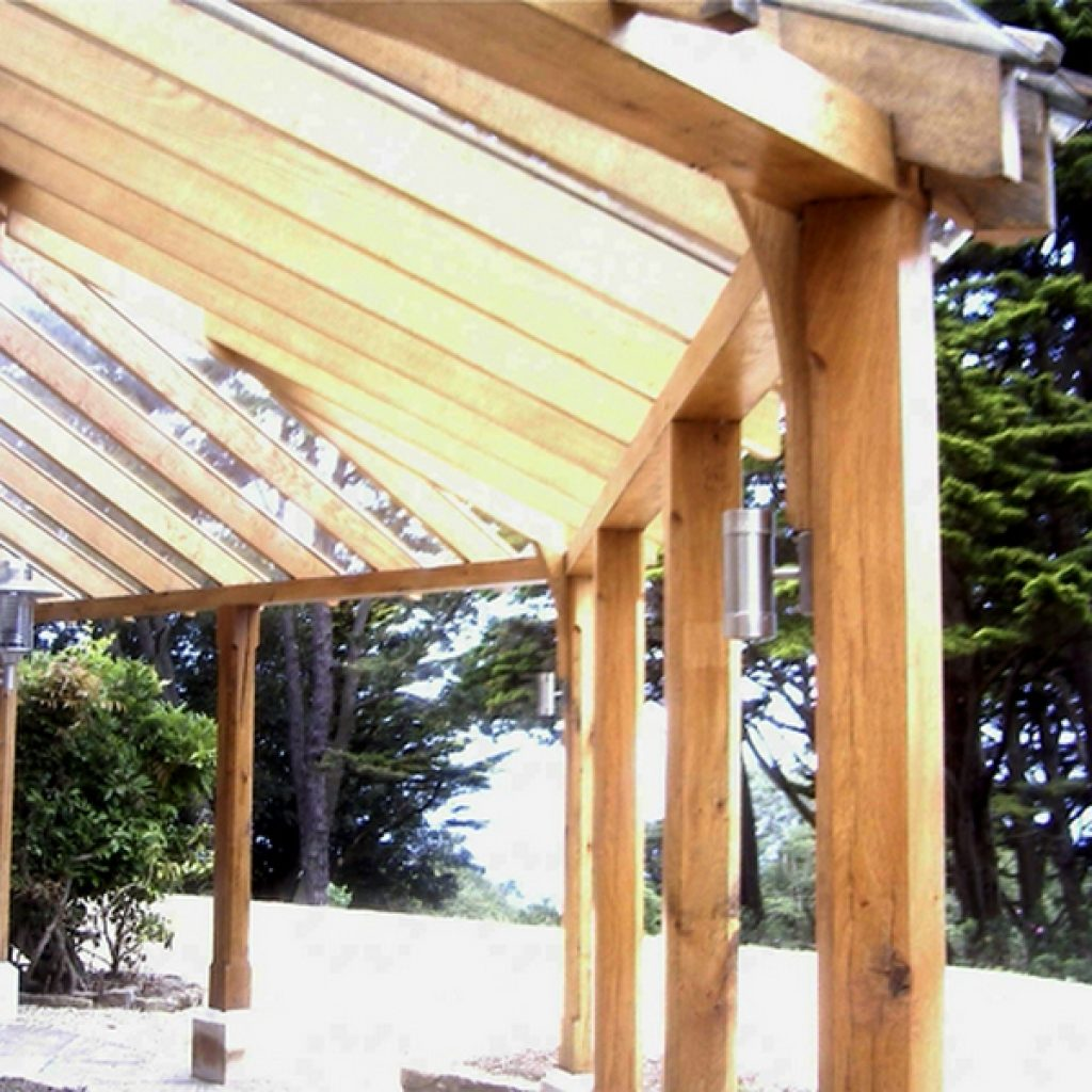 Devon Carpentry Oak Timber Frame Dartmoor Joiners