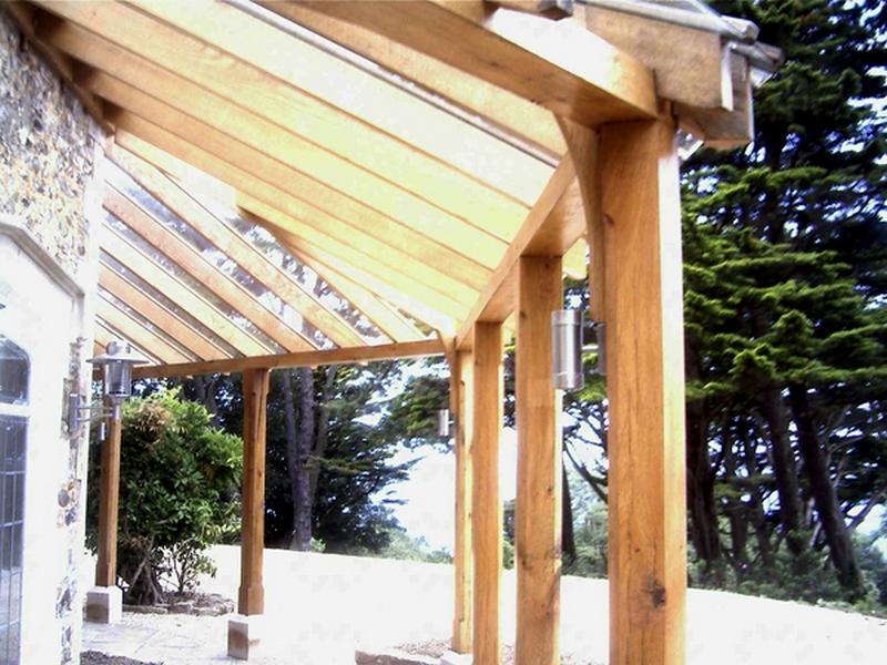 Devon Carpentry Oak Timber Frame Dartmoor Joiners