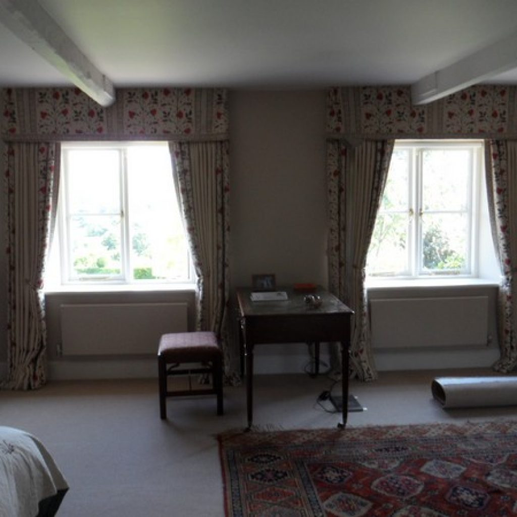 Devon Country House Bedroom