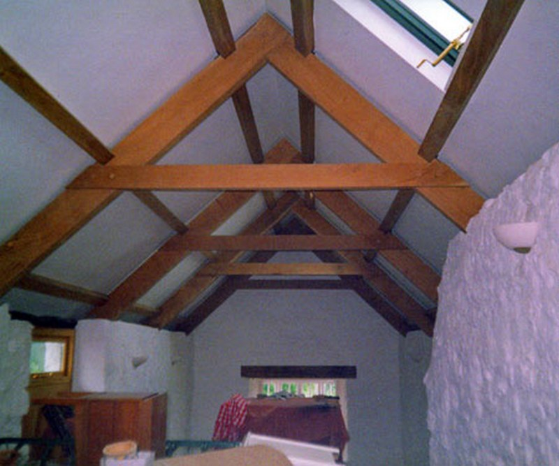 Devon Farmhouse Repair Restoration