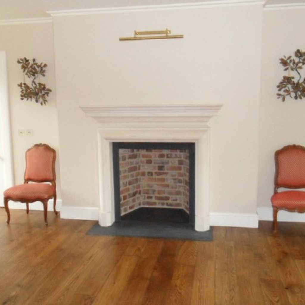 Devon Fireplace Restoration Limestone Fireplaces