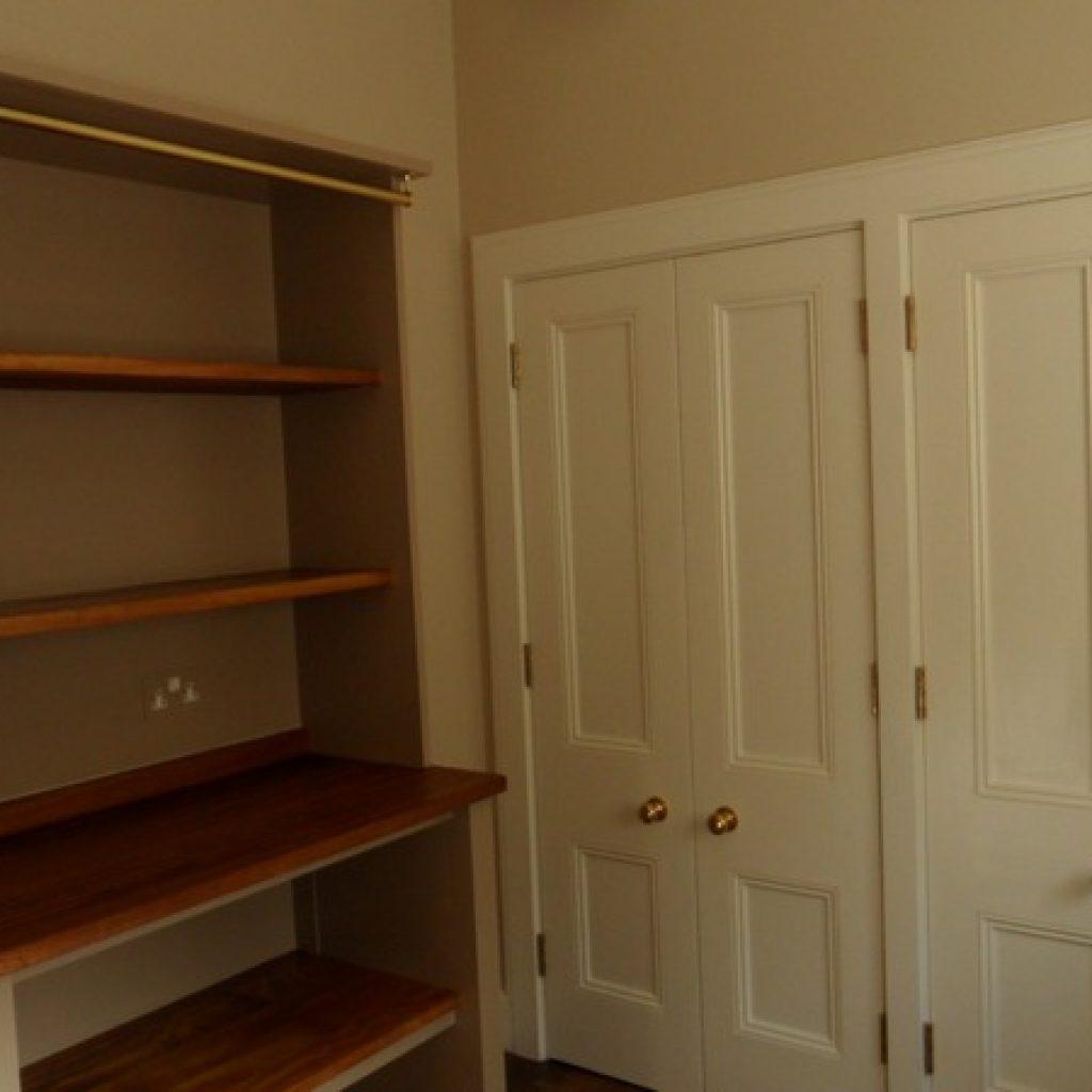 Devon Oak Shelves