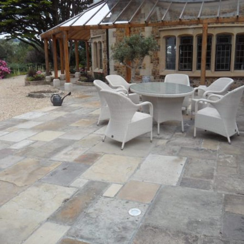 Garden Patio Stone Paving Slabs
