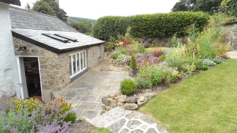 Granite Stone Exterior Wall Restorations Devon
