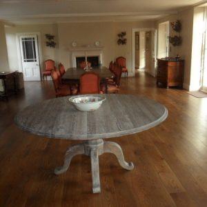 Oak Floor Boards Devon