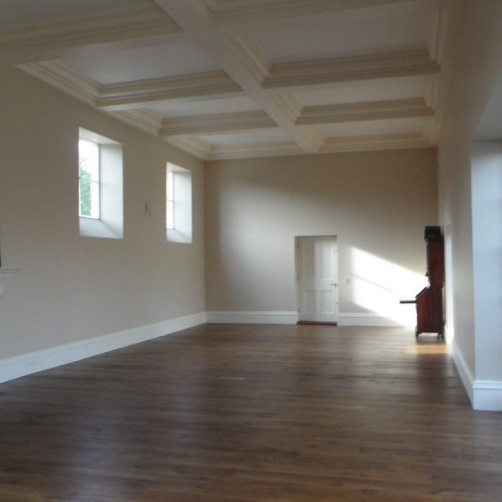Oak Floor Repair