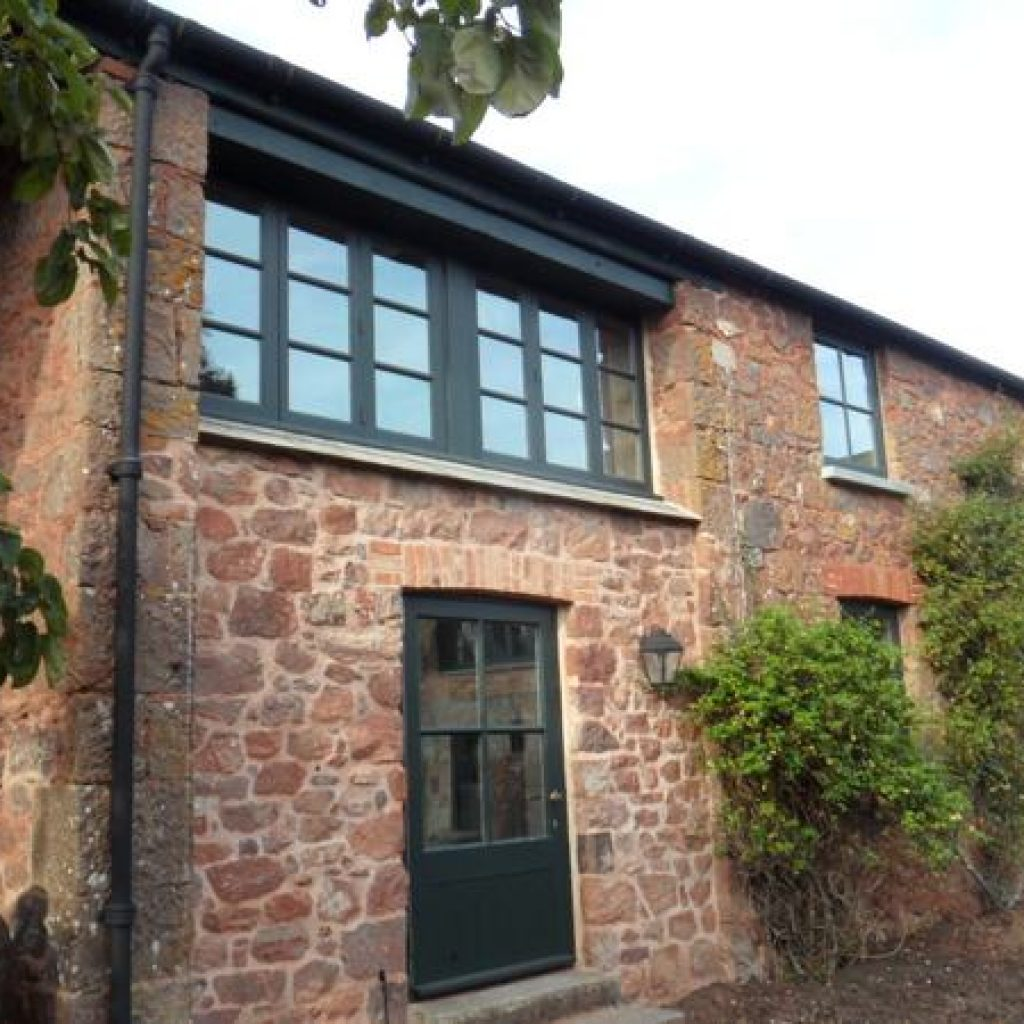Old Devon House Window Replacements