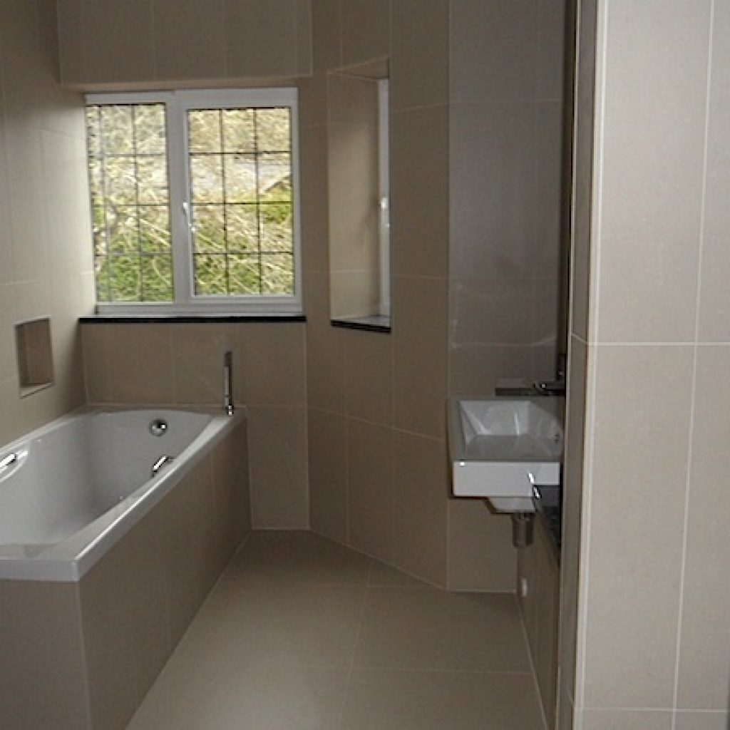 Old Devon Longhouse Bathroom Renovation Brimblecombe Bros Builders