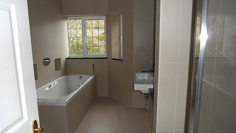 Old Devon Longhouse Bathroom Renovation Brimblecombe Bros Builders