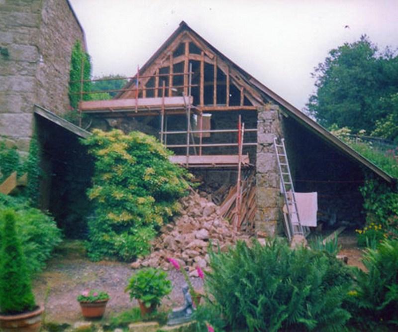 Old Houses Restorations Ashburton