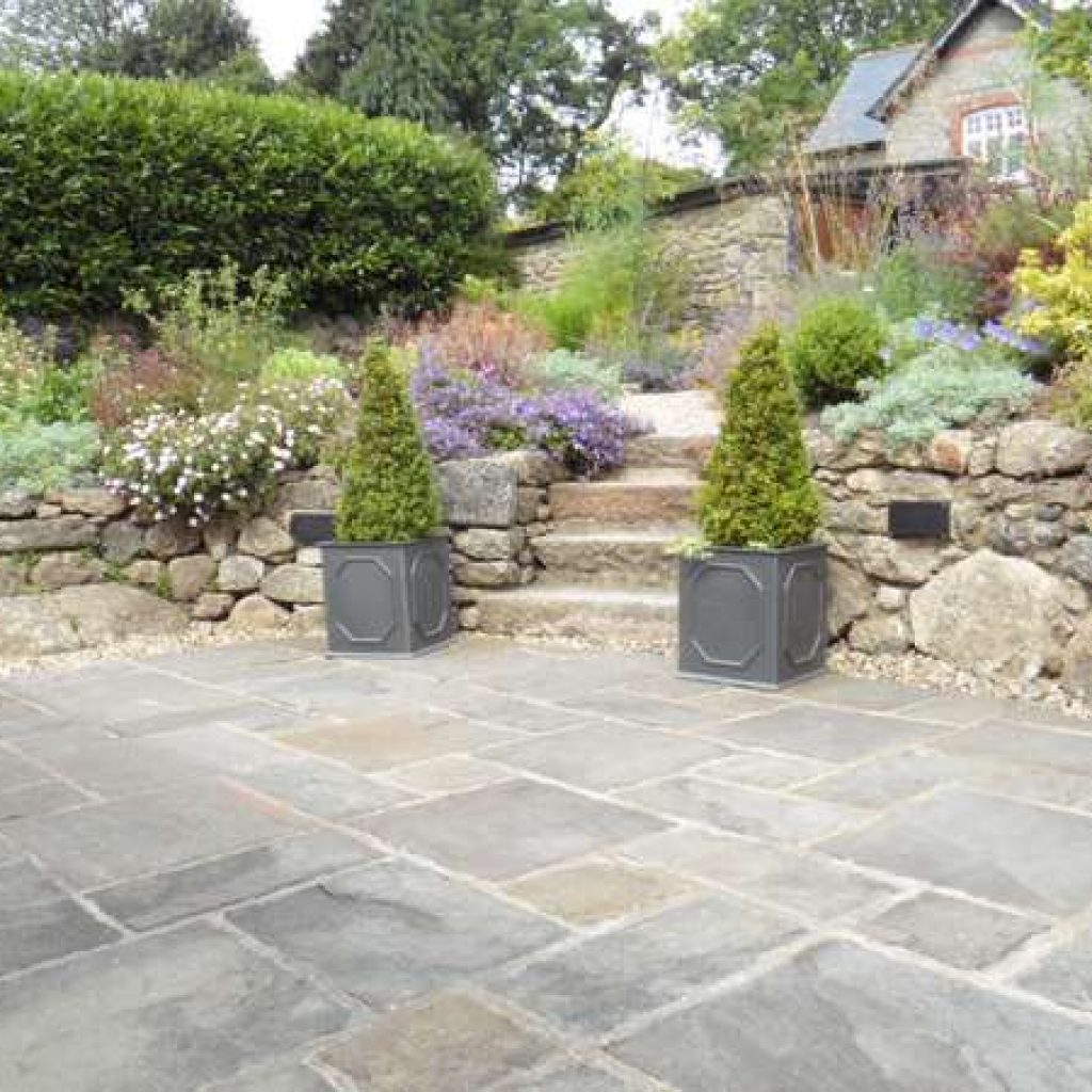 Paving Slabs Patio Devon