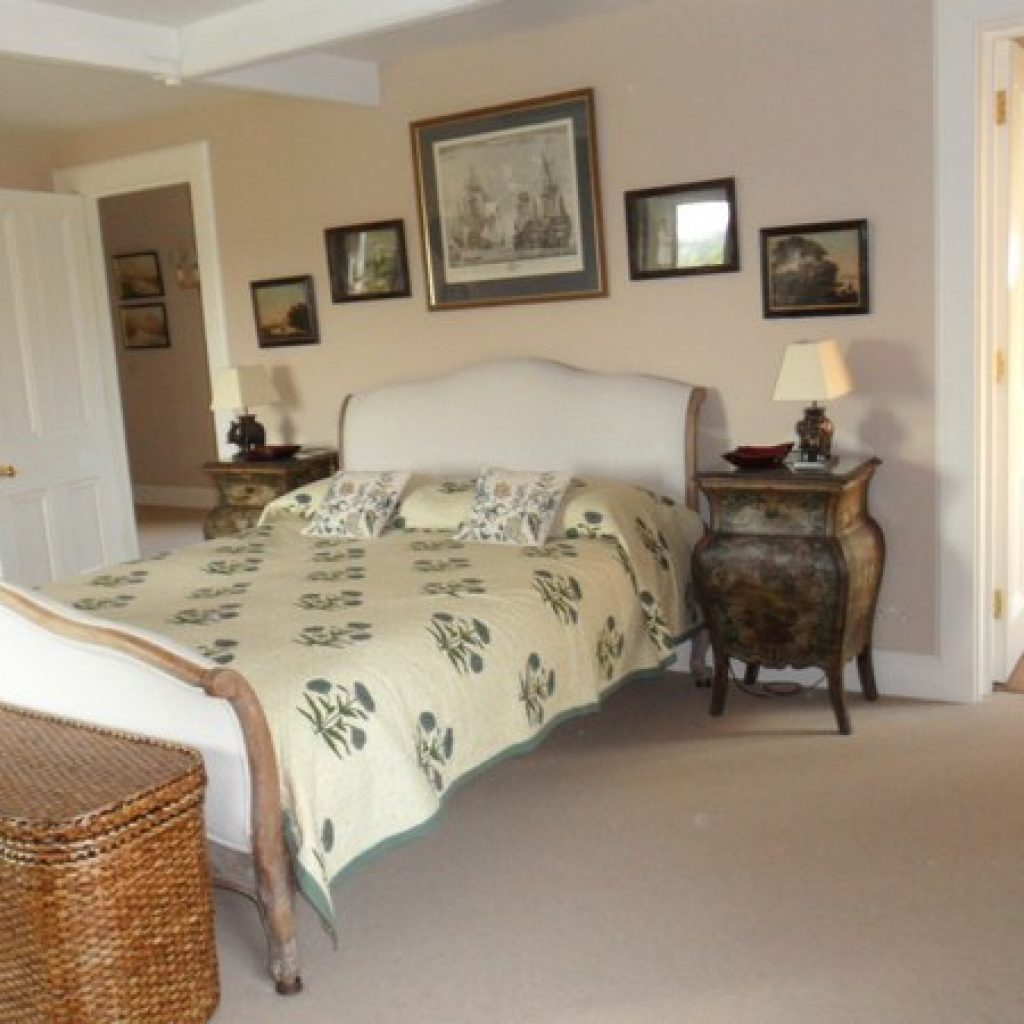 Resred Master Bedroom Devon Home