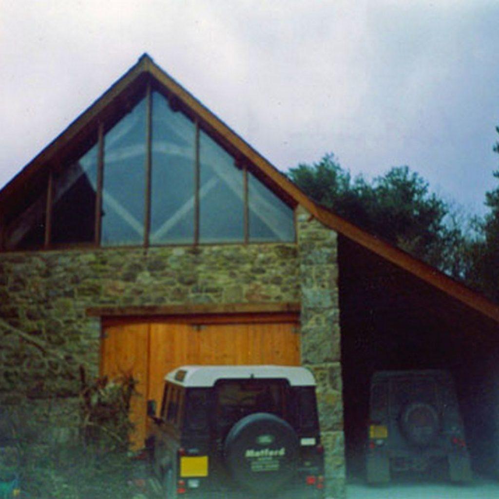 Timber Framed Houses Devon