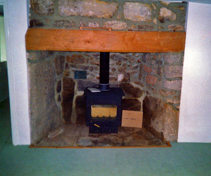 Traditional Fireplace Building Techniques Devon
