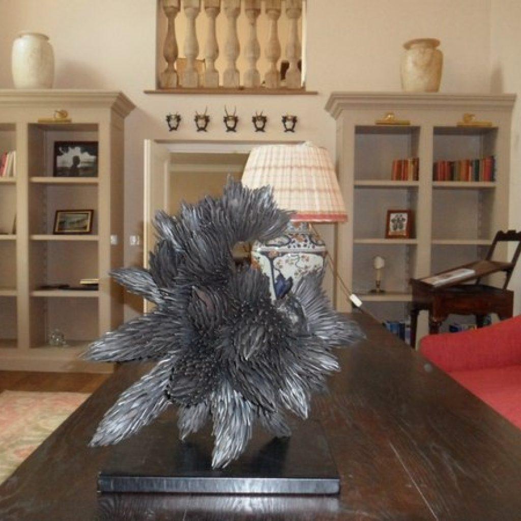 Traditional Oak Book Shelves