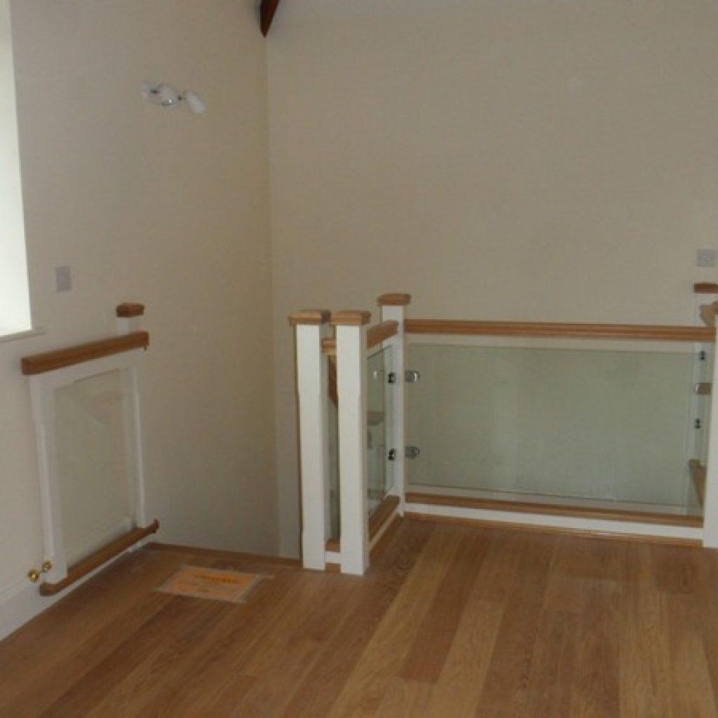 Upstairs Hallway Devon Cottage
