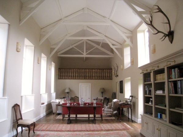 country-house-reading-room-painted-decorated-to-high-standard-crediton-devon-2