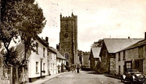 Moretonhampstead Village Home Of Devon Builders Brimblecombe Bros